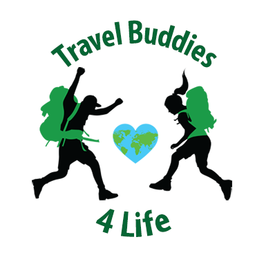 Travel Buddies for Life Hero Banner Logo
