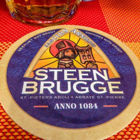 A Beer Coaster