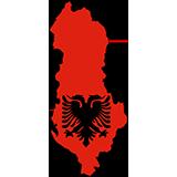Albania Country Flag
