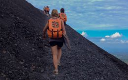 Volcano Boarding in Léon | Travel Buddies for Life