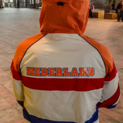 Ali's Netherlands Jacket