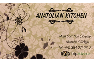 Anatolian Kitchen Logo