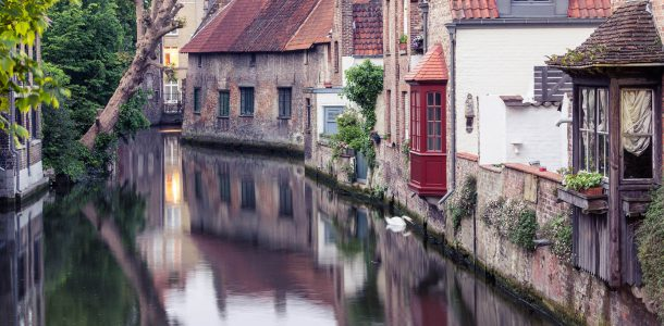 Bruges on the Water