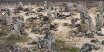 Bulgaria's Stone Forest Close To Varna, European Travel Adventures
