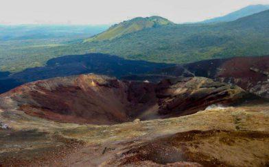Cerro Negro Crater