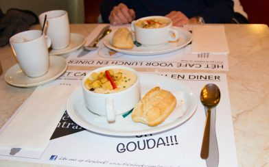 Cheese Soup In Gouda