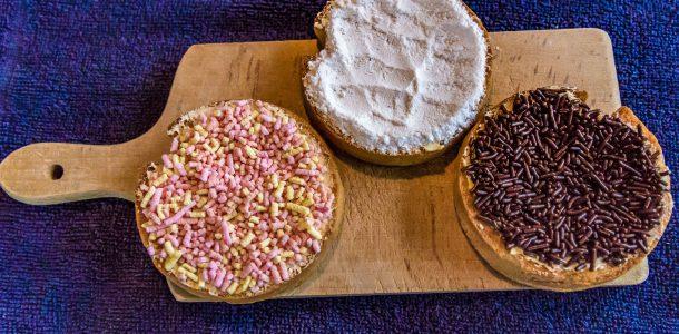 Cracker with Dutch Sprinkles