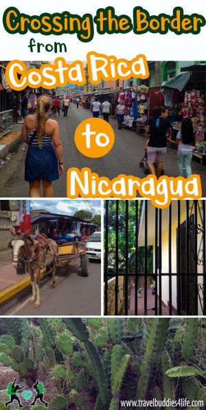 Crossing the Boarder to Nicaragua Pinterest