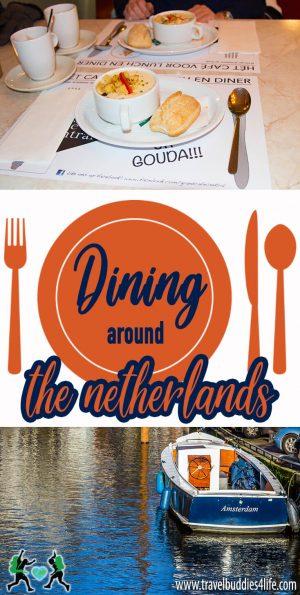 Dining around the Netherlands