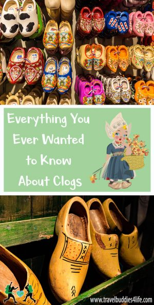 Dutch Clogs Pinterest