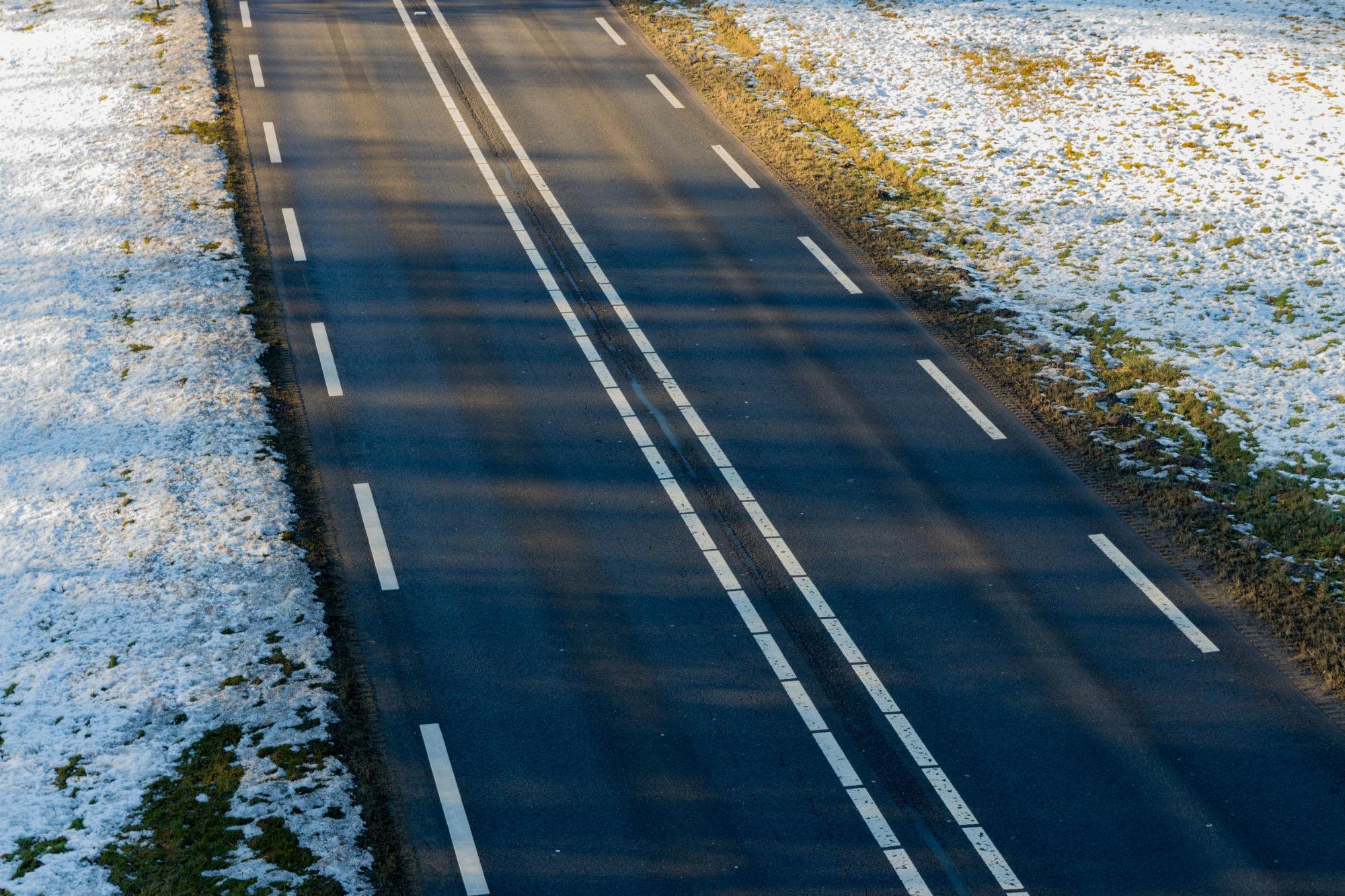 Dutch Highway for an International Drivers Permit