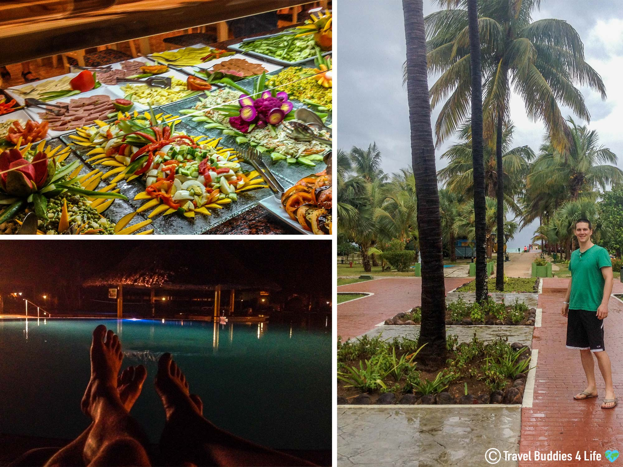 Enjoying The Vacation Perks Of Staying In An All Inclusive Resort In Varadero, Cuba