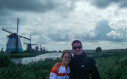 Exploring the Kinderdijk