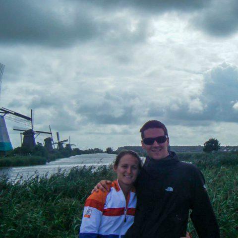 Exploring the Kinderdijk