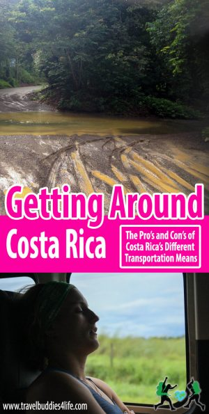 Getting Around Costa Rica Pinterest