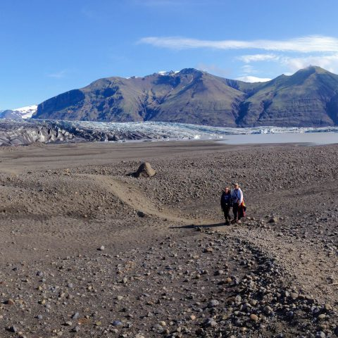 Hiking Trails in Southern Iceland