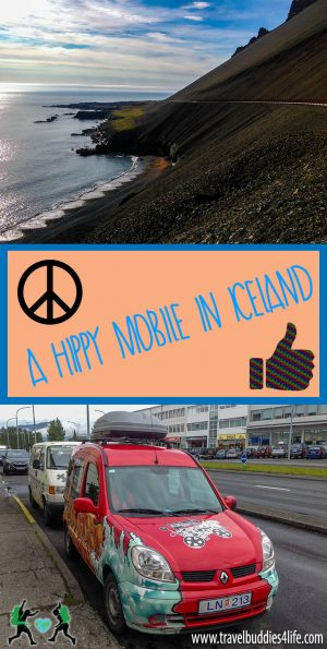 Hippy Mobile in Iceland Pinterest