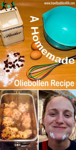 Homemade Oliebollen Recipe For A Dutch Treat, The Netherlands