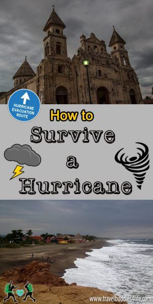 How to Survive a Hurricane Pinterest