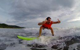 Joey Surfing