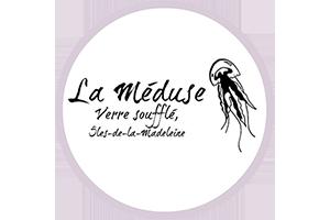 La Méduse Verre Soufflé Partner Logo