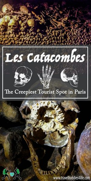 Les Catacombes de Paris Pinterest