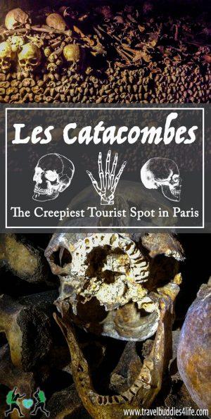 Les Catacombes de Paris Pinterest