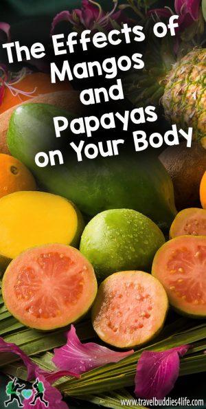 Mangos and Papayas Pinterest