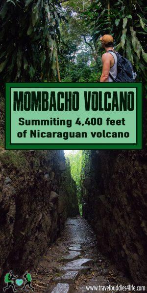 Mombacho Volcano Pinterest