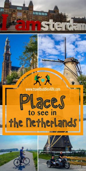 Places To See In The Netherlands