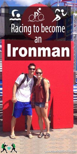 Racing to become and Ironman Pinterest