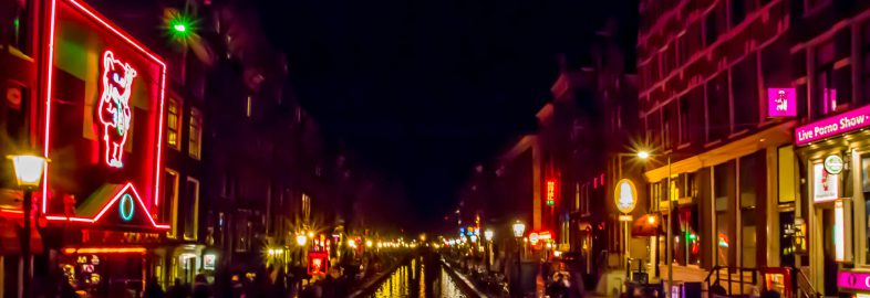 Red Light District View