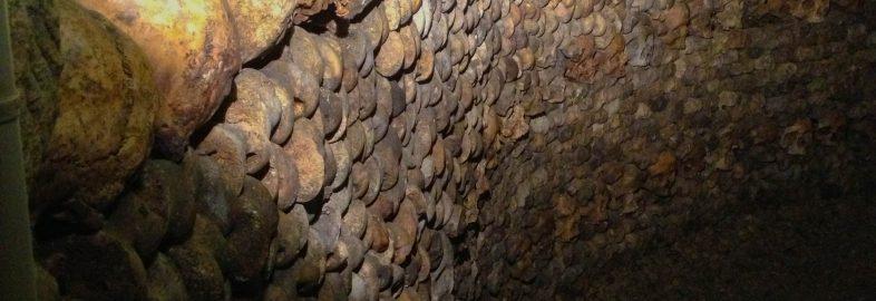 Row of Skulls