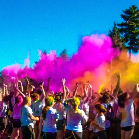 Run or Dye Colours