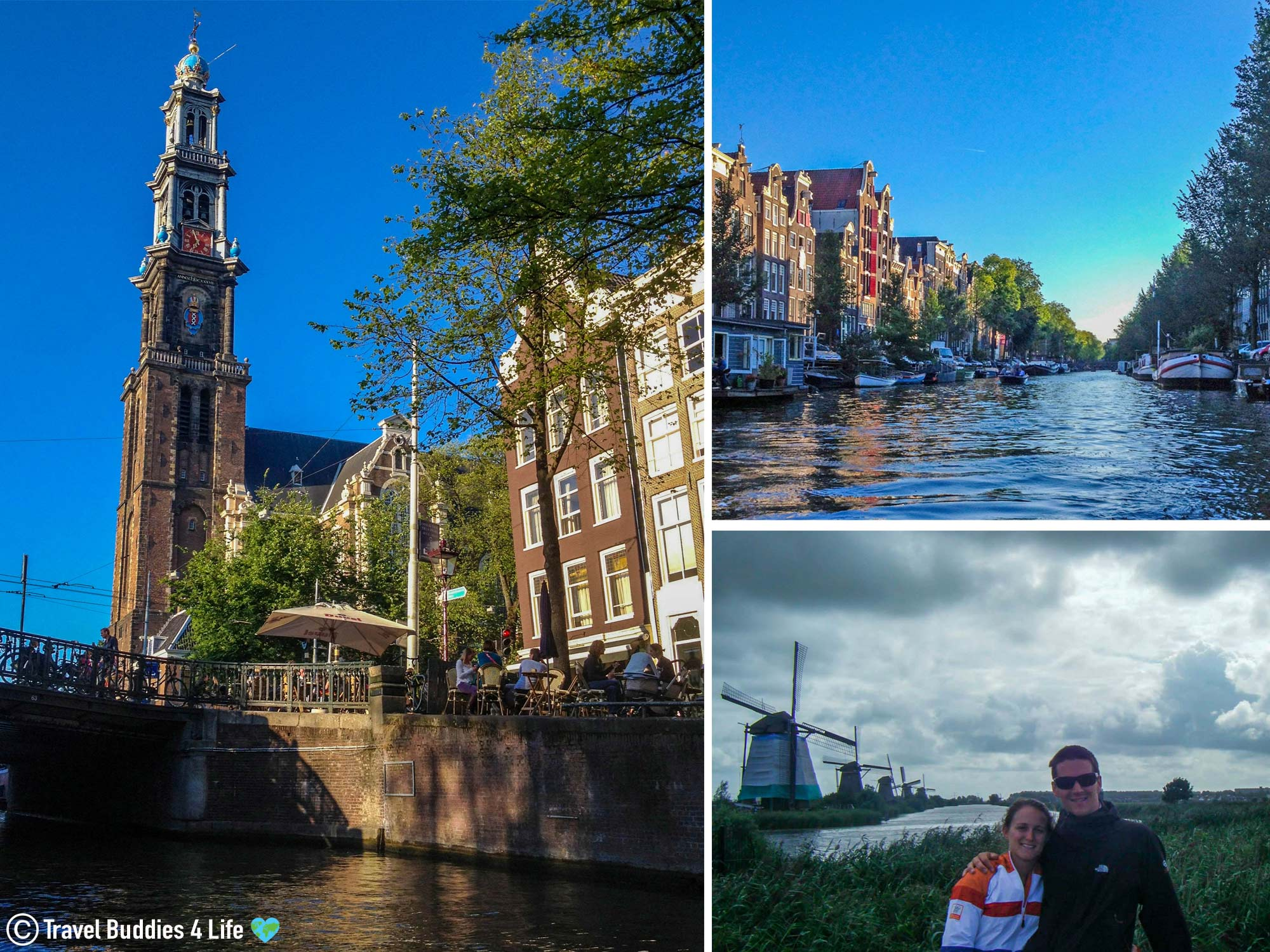 Sights To See Around Amsterdam And The Netherlands, Europe Touring