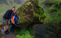 Skogafoss Waterfall Hike