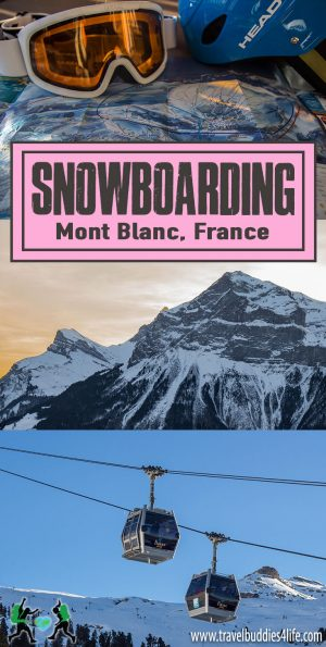 Snowboarding Flaine France Pinterest