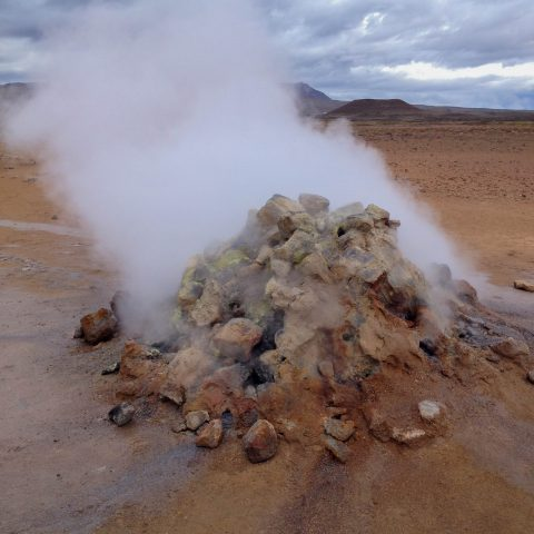 Icelandic Steam Vent