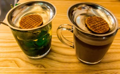 Stroopwafels and Tea