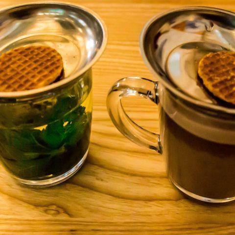 Stroopwafels and Tea