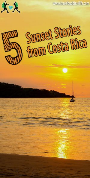 Sunset Stories from Costa Rica