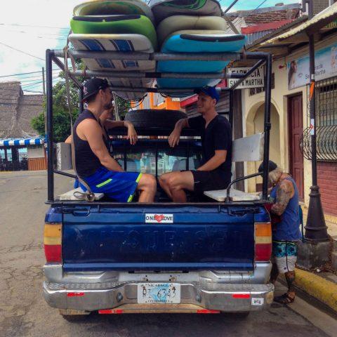 The Beach Truck