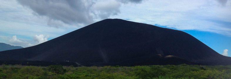 The Mighty Cerro Negro Volcano
