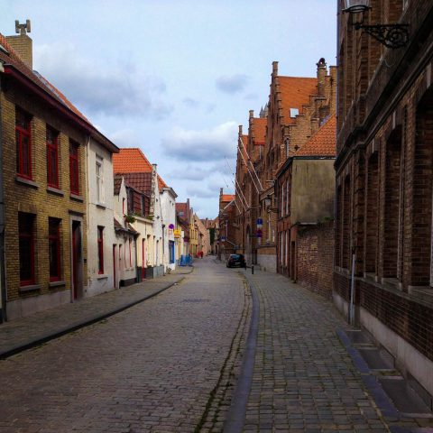 The Cobble Stone Street View
