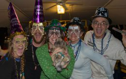 The Family on New Years Eve