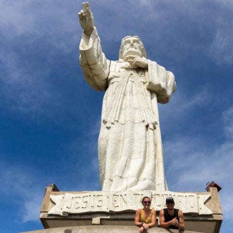 The Jesus Statue