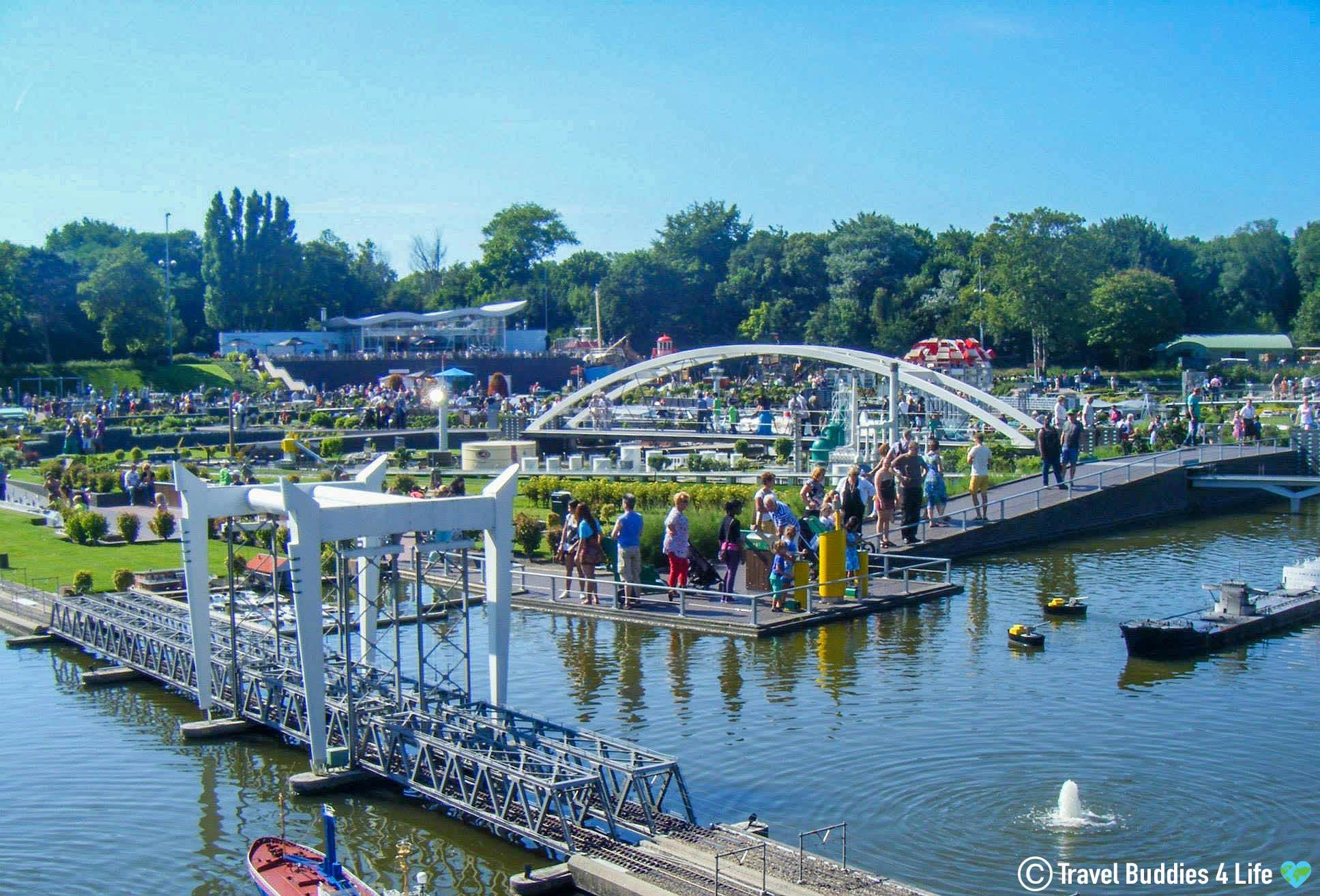 The Miniature City Of Madurodam, The Netherlands, Europe