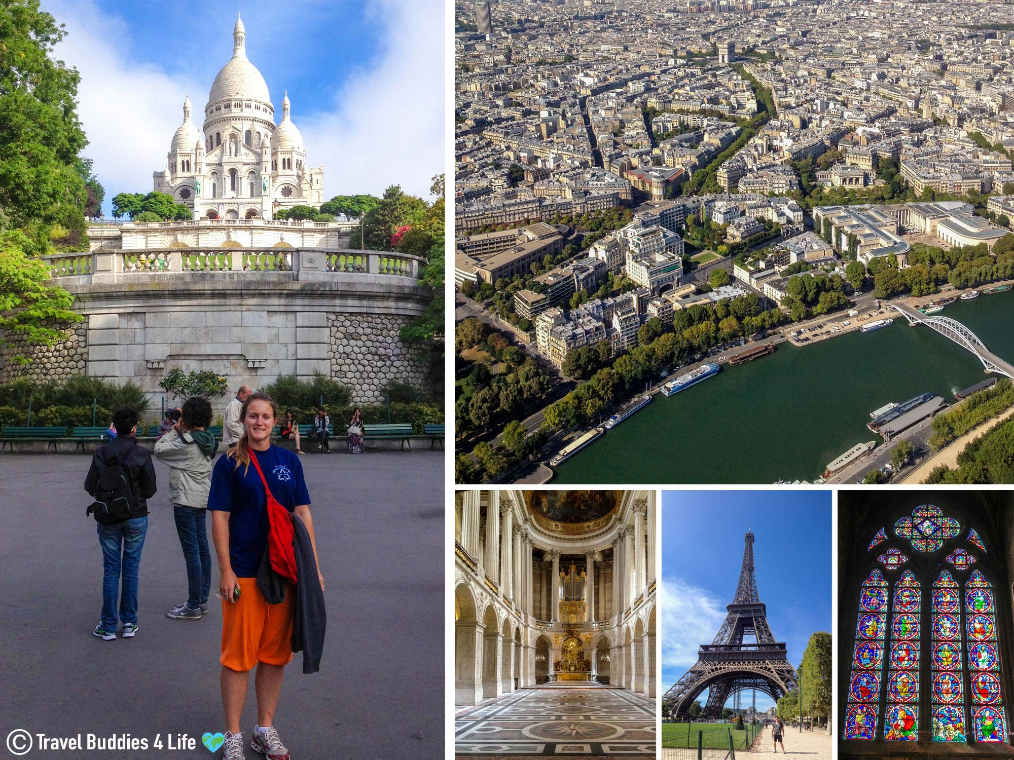 The Numerous Tourist Attraction In Paris, France, Europe