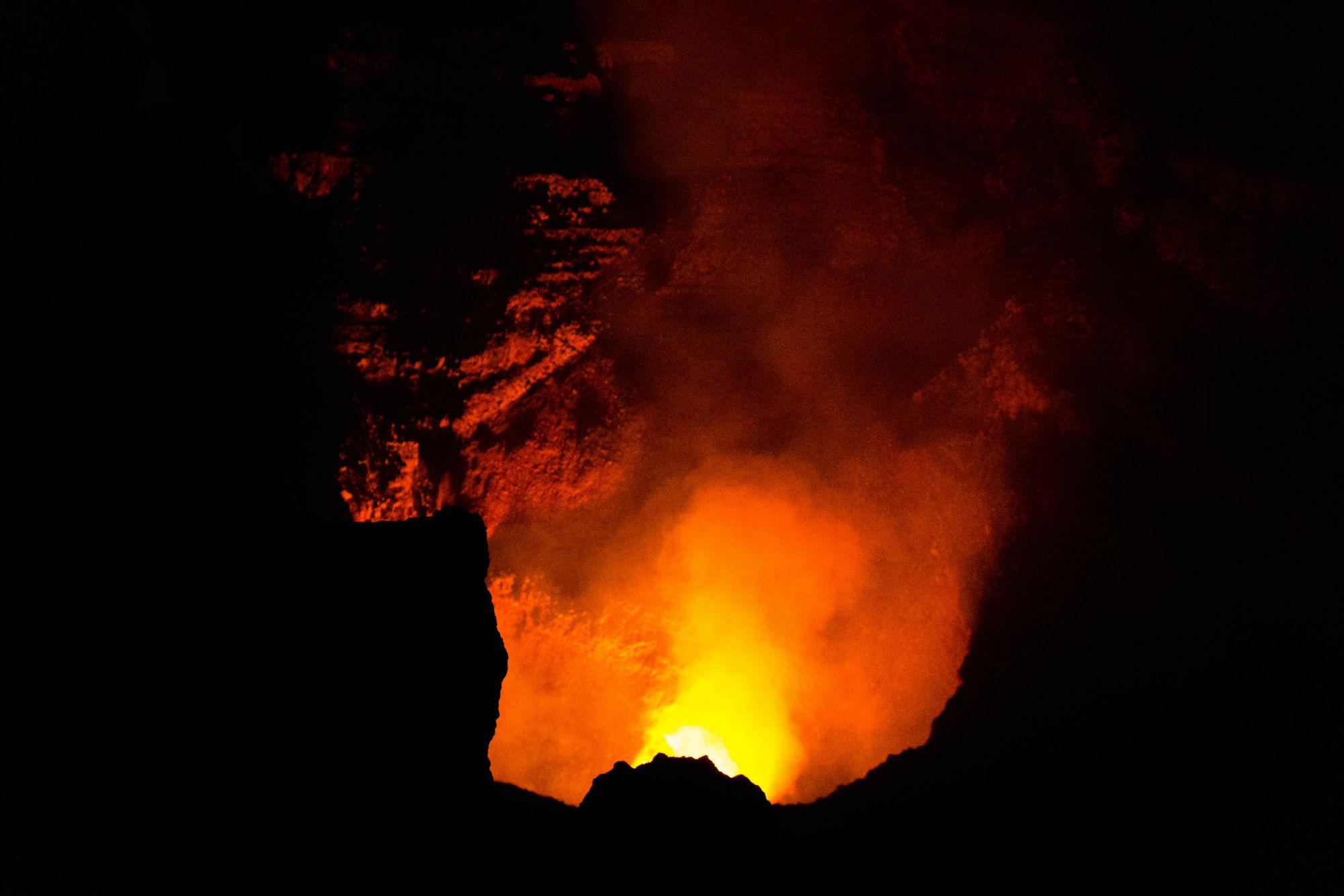 The Red Hot Inside of Masaya
