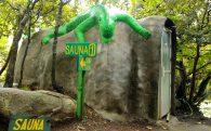 The Hot Spring Tour Sauna